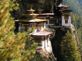 Bhutan Kloster