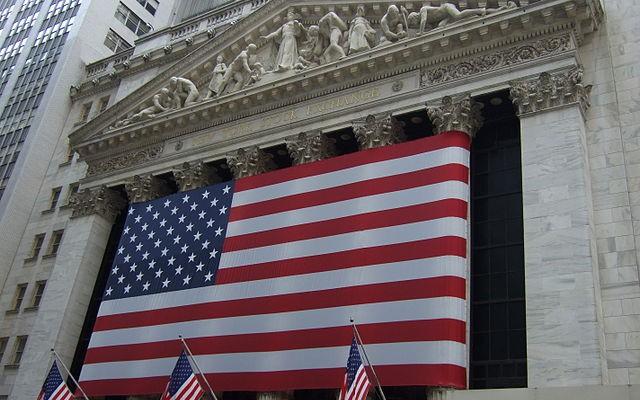 Wall Street Manhatten