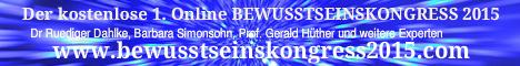 1. Online Bewusstseinskongress 2015