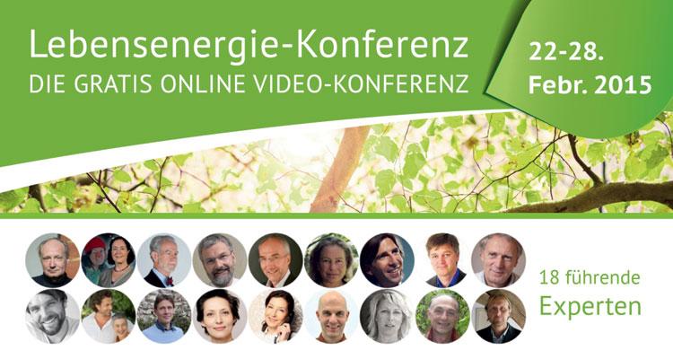 Lebensenergie-Konferenz