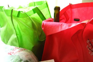 Bild: grocery bags von Kat Lizenz: cc-by