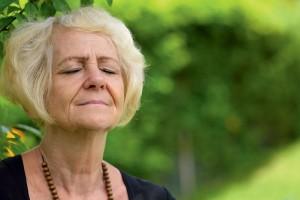 Alter-Frau