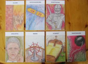 Kartenset: Mein persönliches Verhaltensmuster aufdecken.