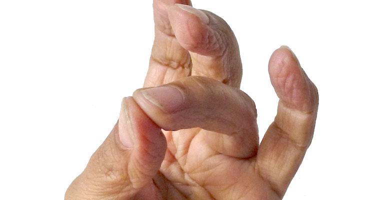 Kinesiologie Fingermodi