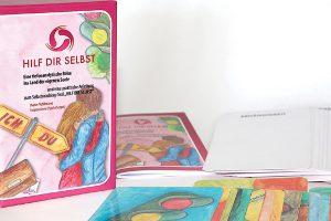 Selbstcoaching Kartenset Hilf dir selbst