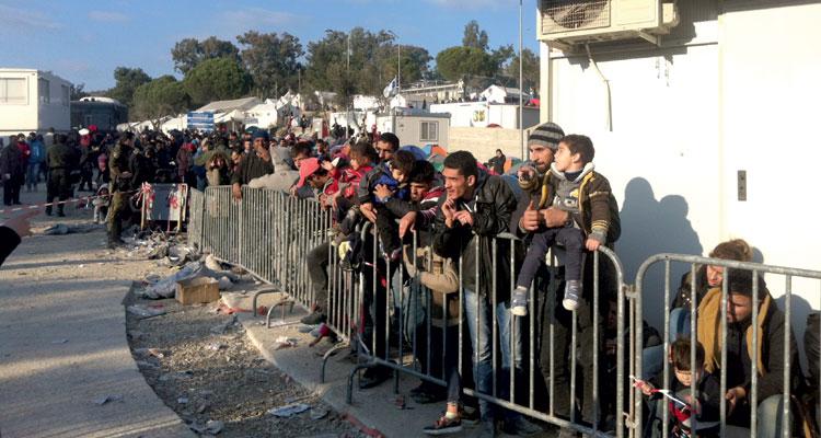 Flüchtlingskrise Türkei