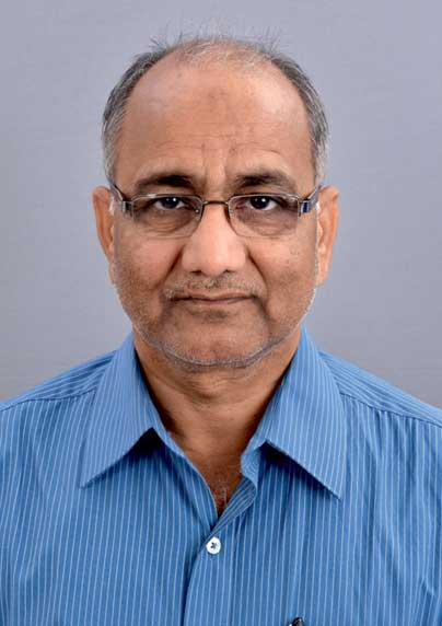 Avatar of Prof. Dr. Shrikrishna Sharma