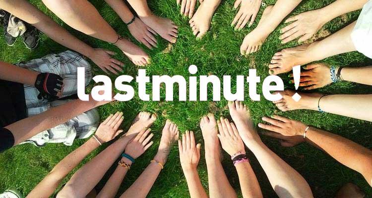 Last-Minute Angebote