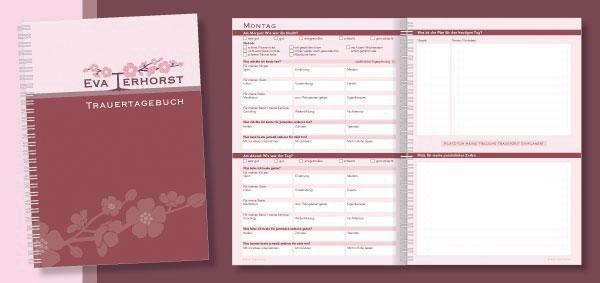 Das Trauertagebuch: sich heil schreiben