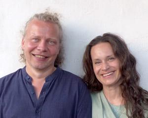 Padma und Torsten