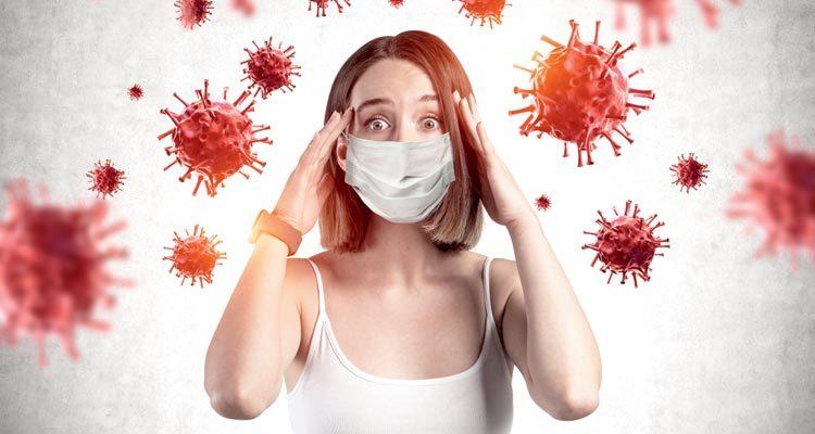 Virus der Angst