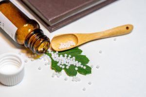 Heilungsgesetze der Homöopathie