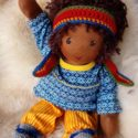 Puppenhandwerk