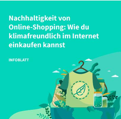Nachhaltig Shoppen