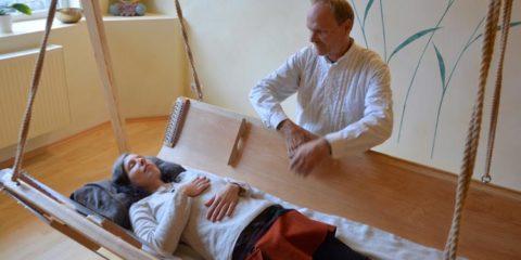Monochord-Klangmassage