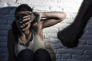 Gewalt an Frauen