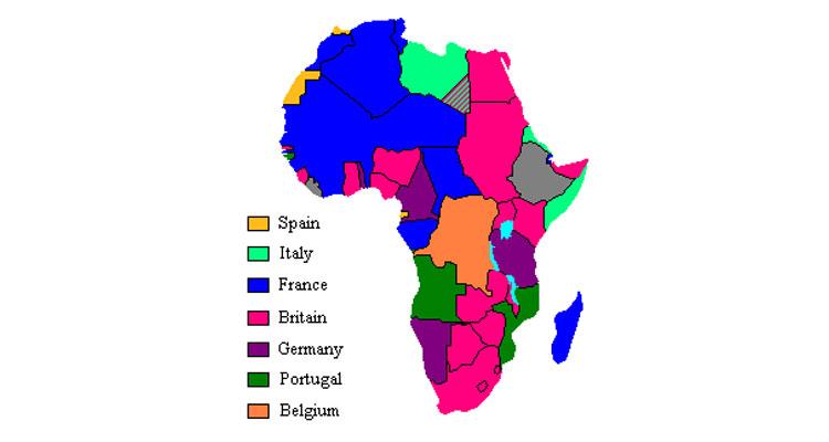 afrika-kolonie