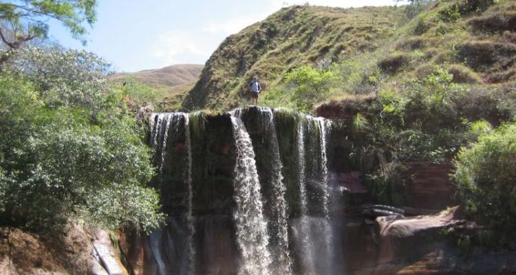 Tranquil Water Falls von Patrick Furlong Lizenz: cc-by