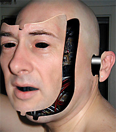 Cyborg Roboter