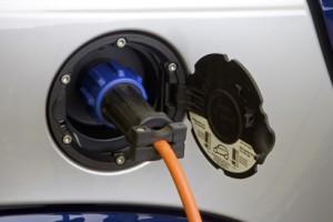elektroautotanken