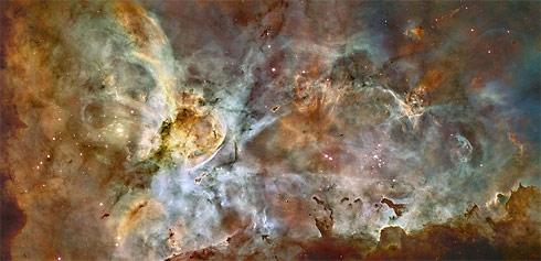 Eta-Carinae-Nebel