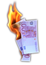 geldverbrennung