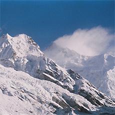 himalaya-gletscher