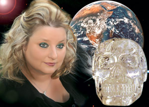 Karin Tag Kristallschädel