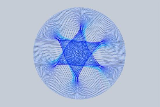 Jupiter Heilige Geometrie