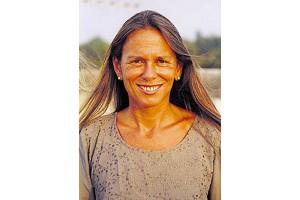 Satsang-Lehrerin Rani