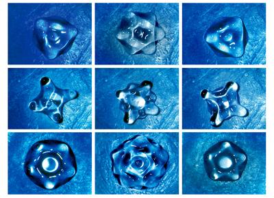 Wasser Schwingung