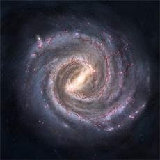 Spiral Galaxie