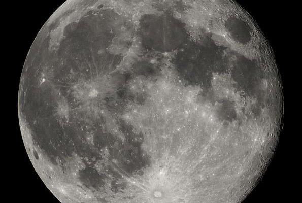 Full Moon von Luc Viatour Lizenz: cc-by-sa