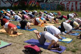 yogaerfahrung-erste